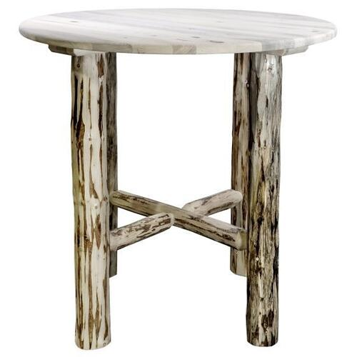 Montana Woodworks - Montana Collection Bistro Table