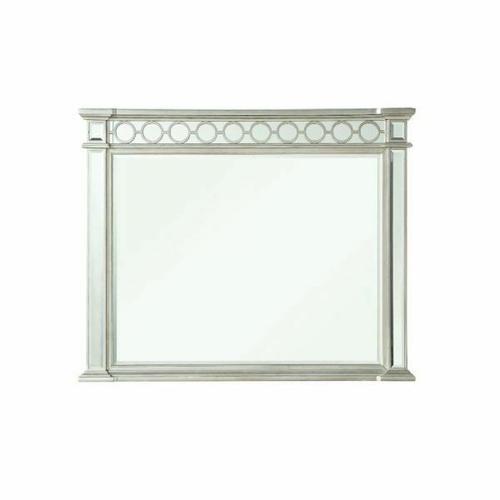 ACME Varian Mirror - 26154 - Mirrored