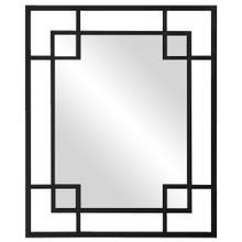 Lois Mirror - Glossy Black
