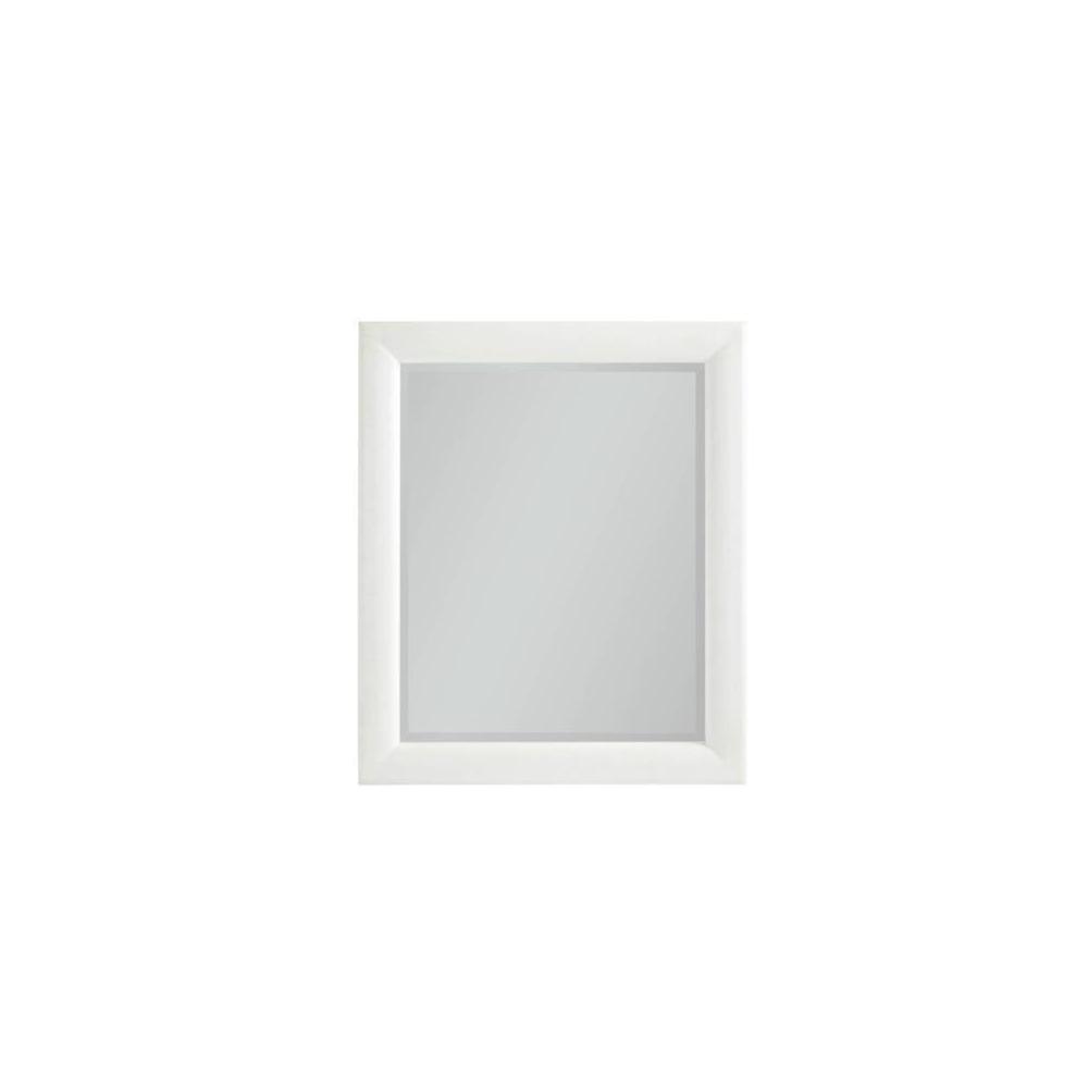 Panavista Panorama Portrait Mirror - Alabaster