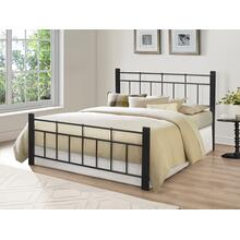 Mcguire King Bed With Frame