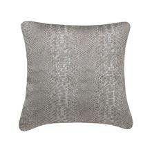 Medusa Cushion - Nickel / Cover Only