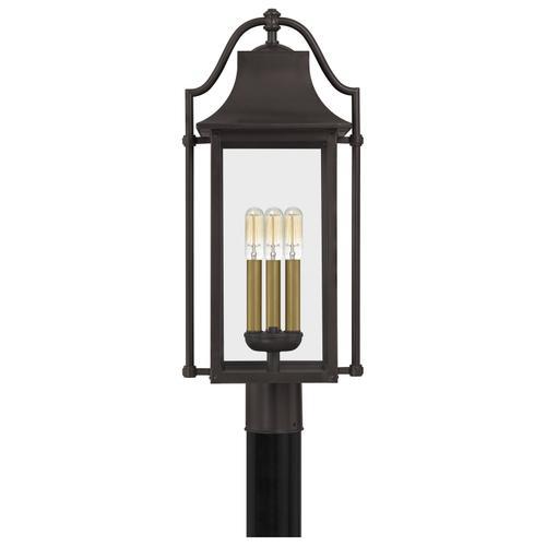 Quoizel - Manning Outdoor Lantern in Western Bronze