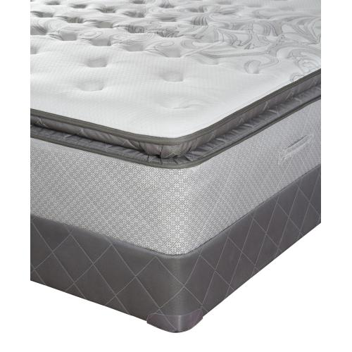 Posturpedic - Gel Series - Dewberry Lane - Plush - Euro Pillow Top - Queen