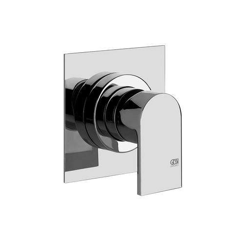 Gessi - TRIM PARTS ONLY Wall-mounted washbasin mixer control For spout 39302 Drain not included - See DRAINS section Requires in-wall rough valve 26612 ADA compliant