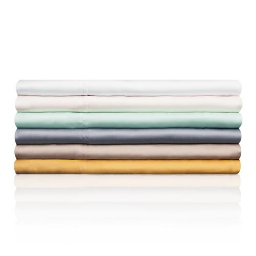 TENCEL® Queen Pillowcase Ivory