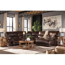 Killamey 3-piece Reclining Sectional With Power