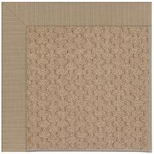 Creative Concepts-Grassy Mtn. Dupione Sand Machine Tufted Rugs