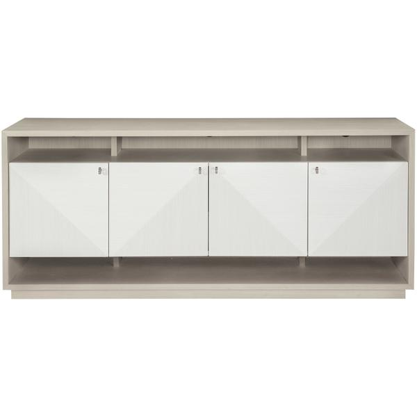Axiom Entertainment Console in Linear Gray (381), Linear White (381)