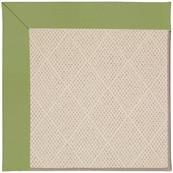 "Creative Concepts-White Wicker Canvas Citron - Rectangle - 24"" x 36"""
