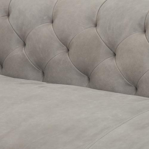 Palermo Pewter Cover Baldwin Sofa