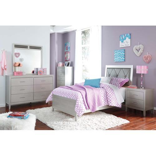 Signature Design By Ashley - B560 Dresser & Mirror Set (Olivet)