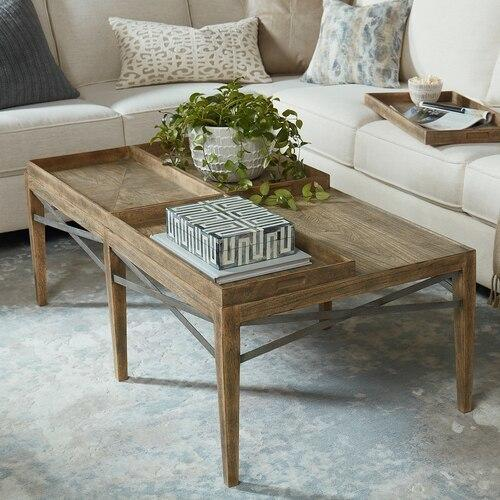 Woodridge Rectangular Cocktail Table