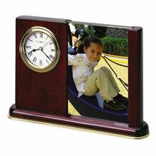 Howard Miller Portrait Caddy Wooden Table Clock 645498