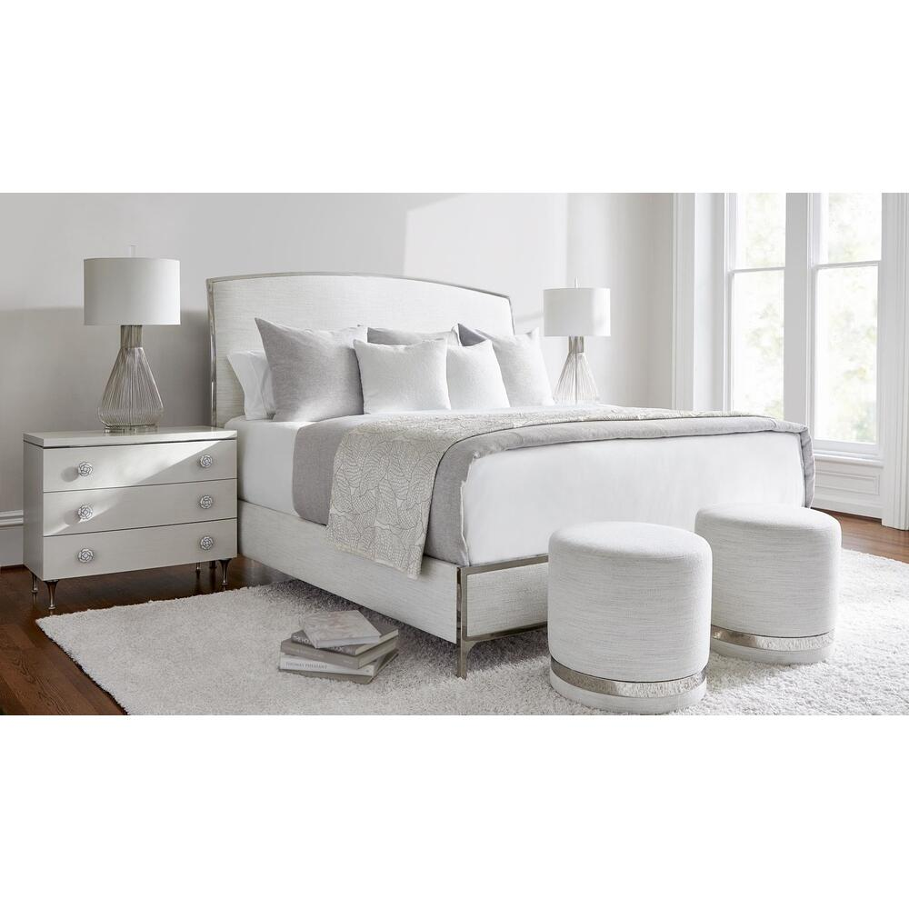 Queen Silhouette Panel Bed