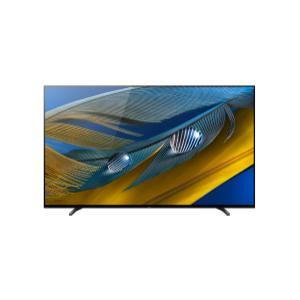 SonyBRAVIA XR A80J 4K HDR OLED with Smart Google TV (2021)