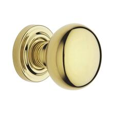 Lifetime Polished Brass 5000 Estate Knob