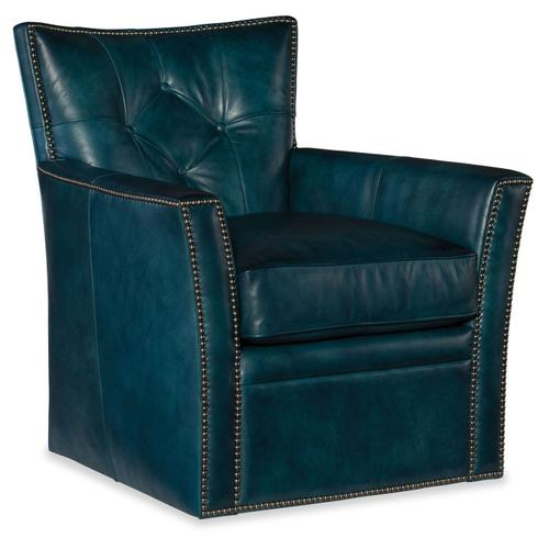 Living Room Conner Swivel Club Chair