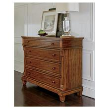 Old Town Single Dresser - Barrister