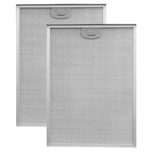 """Broan - Aluminum Replacement Grease Filter with Antimicrobial Protection for 30"""" QP3 Series"""