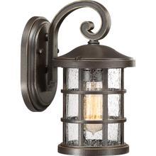 View Product - Crusade Outdoor Lantern in Palladian Bronze