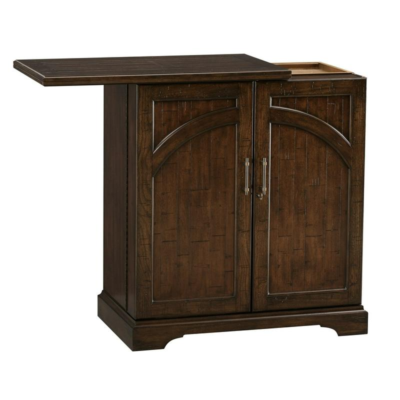695-124 Benmore Valley Wine & Bar Console