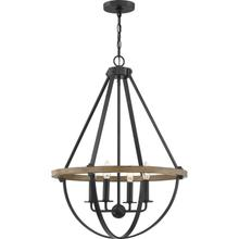View Product - Bartlett Pendant in Earth Black