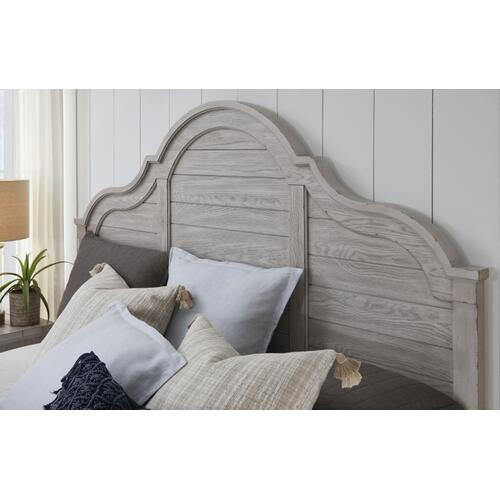 Belhaven Arched Panel Bed, Queen 5/0