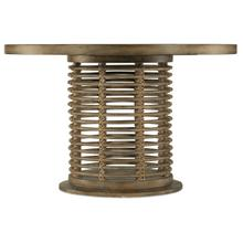 View Product - Sundance 48in Rattan Round Dining Table