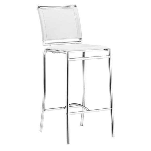 See Details - Soar Bar Chair White