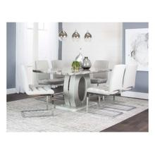 Dyane 7pc Dining Set (LT.GRY)
