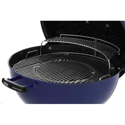 "Master-Touch Charcoal Grill 22"" - Deep Ocean Blue"