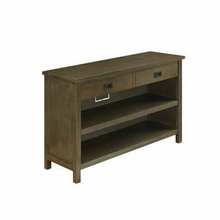 ACME Asteris Console Table - 90177 - Gray Oak