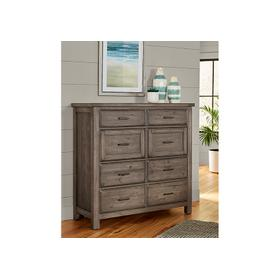 Linen Chest - 8 Drawers