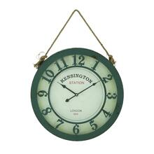 "MTL WALL CLOCK 20""D"