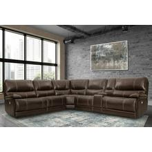 SHELBY - CABRERA COFFEE Power Modular Sectional