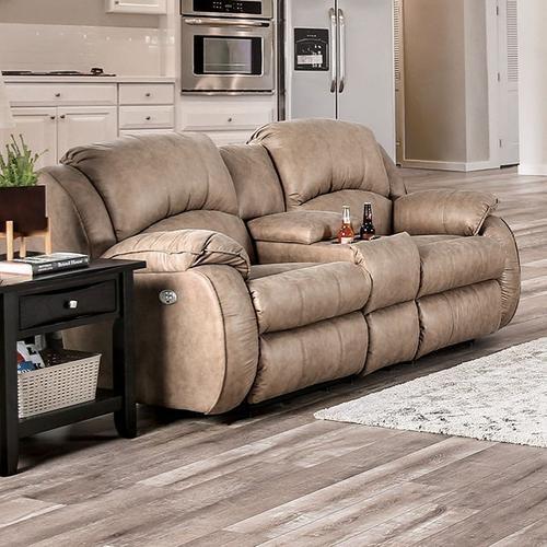 Furniture of America - Elton Power Love Seat
