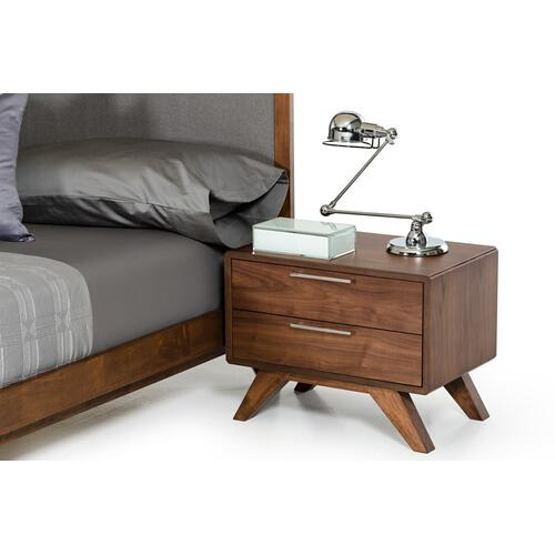 VIG Furniture - Nova Domus Soria Modern Walnut Nightstand