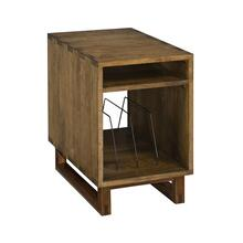 Traverse Bookbinder Chairside Table