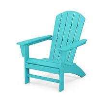 View Product - Nautical Adirondack Chair in Aruba