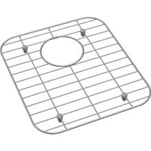 "Dayton Stainless Steel 12-1/8"" x 13-15/16"" x 1"" Bottom Grid"