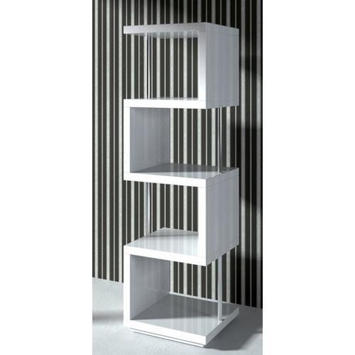 VIG Furniture - Modrest Stage2 - White Wall Unit