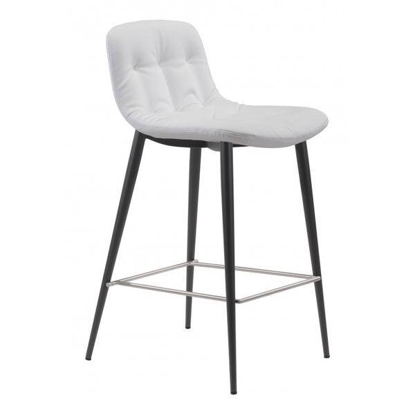 Tangiers Counter Chair White