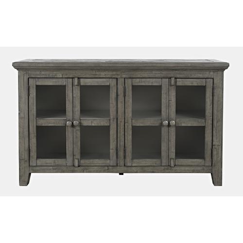 Rustic Shores 6 Door High Cabinet