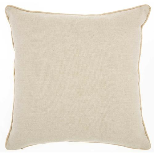 """Natural Leather Hide Pn927 Green/gold 18"""" X 18"""" Throw Pillow"""