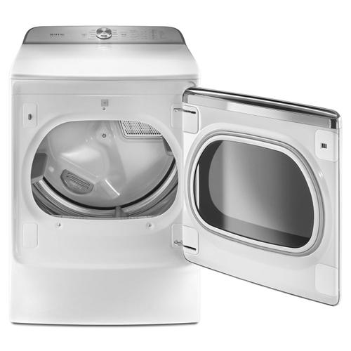 Gallery - Top Load Dryer with the PowerDry System and Extra Moisture Sensor - 9.2 cu. ft. White