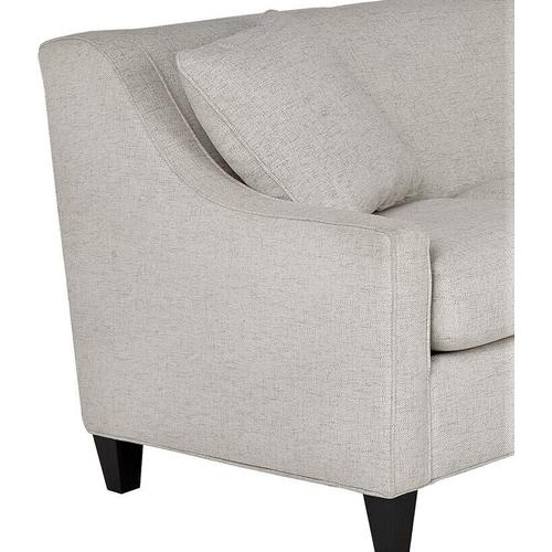 Gallery - Just Your Style II Conversation Sofa Tufted with Slope Arm