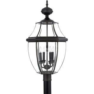 See Details - Newbury Outdoor Lantern in Medici Bronze