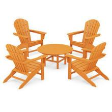 View Product - 5-Piece Conversation Group in Tangerine