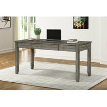 TEMPE - GREY STONE 65 in. Writing Desk